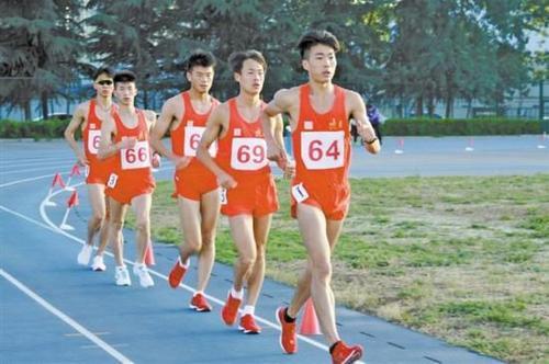 陕西田径队在全国锦标赛斩获2金1银1铜