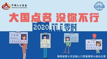 请支持第七次全国人口普查工作