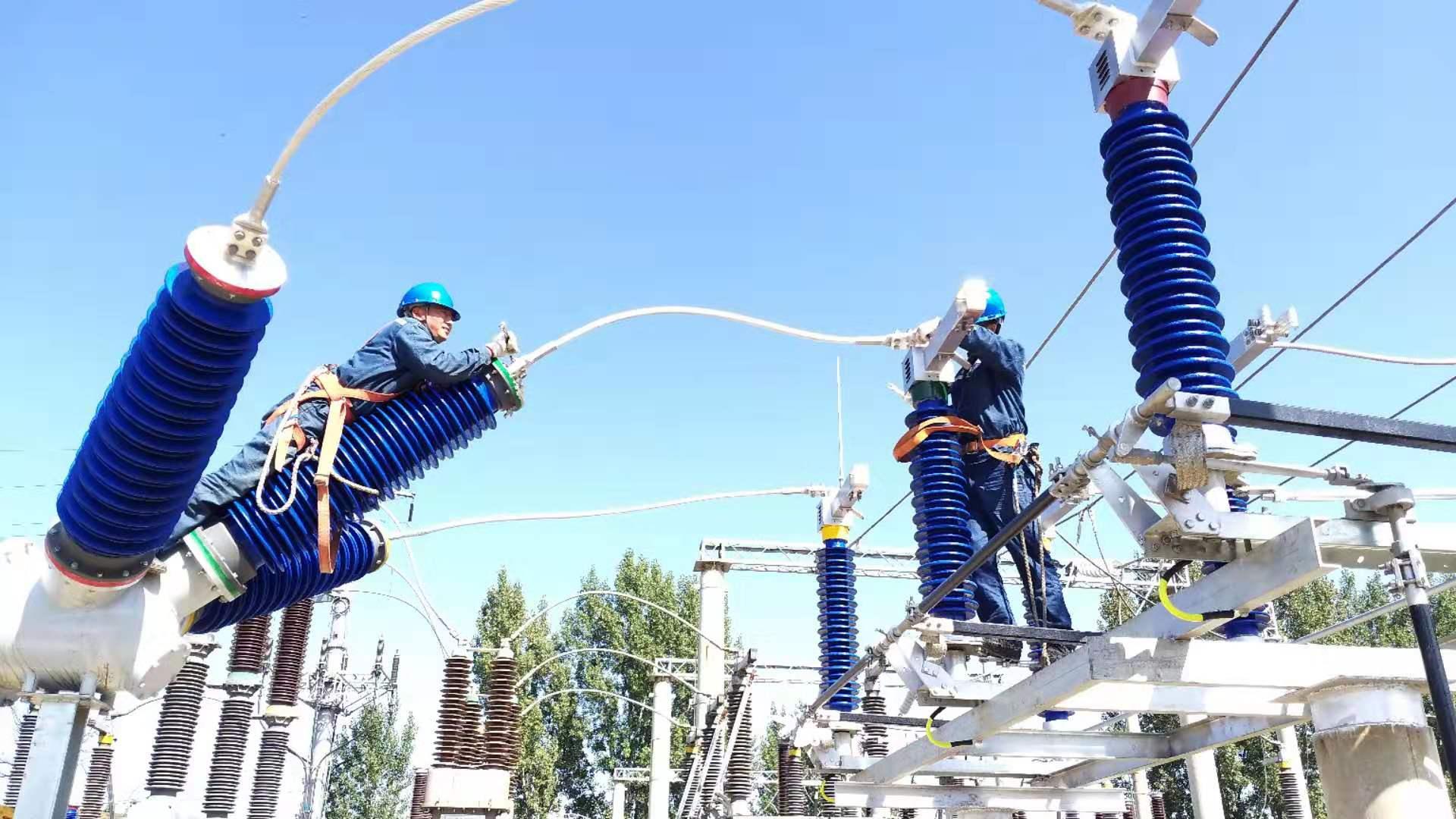 西安供电公司全力推进生活垃圾无害化处理项目并网进度