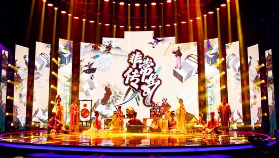 【重磅】惊艳!西安外事古乐团在CCTV一展中国古代交响乐新魅力