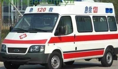 延安120急救车装上了北斗导航系统