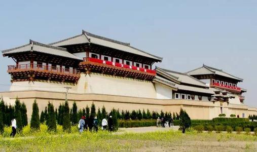 汉阳陵明起恢复全面开放 开放时间为每天8:30-18:30