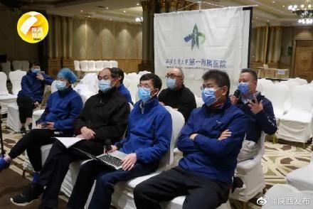 交大一附院医疗队向美国医疗机构分享抗疫经验