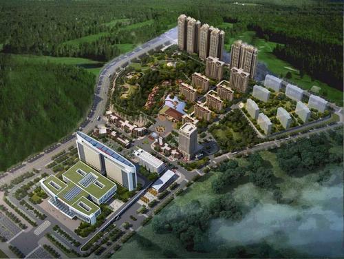 汉中签约19个医养项目 总投资94.48亿元