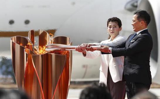 奧運圣火將在日本巡展 明年3月開始傳遞