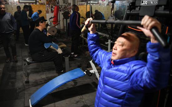 去年中國健身人口約7029萬,預計今年市場規模漲兩成