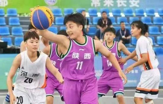 十四运会三人篮球比赛来了!千万别错过!