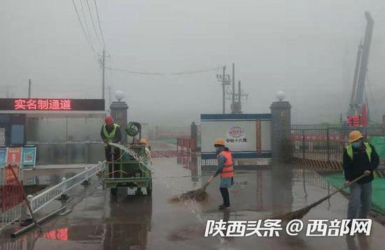 """吹响节后续产""""集结号"""" 西安地铁奋力实现首季""""开门红"""""""