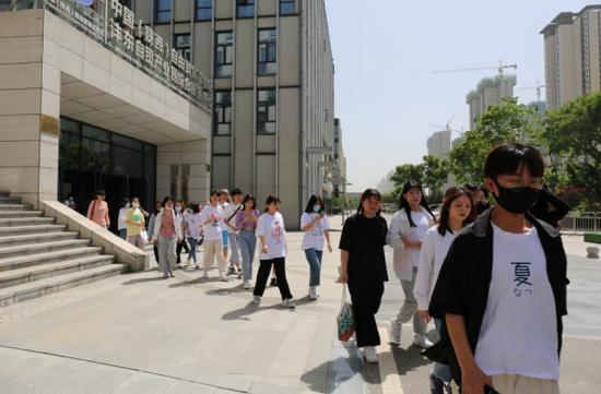 中外大学生走进自贸区系列活动正式开启
