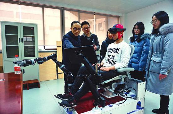 厉害了!陕西26个人工智能科研成果世界领先