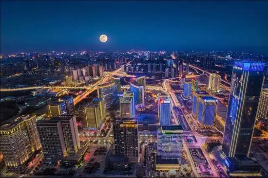 世界遗址公园之城