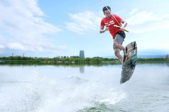 Fun肆一夏—在灞河上感受水上运动的激情