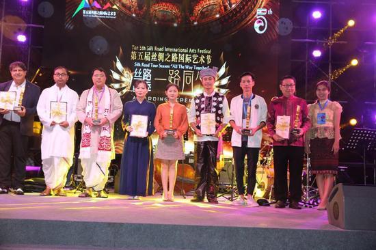丝路巡演季《一路同心》暨西安高新区金秋文化节圆满落幕