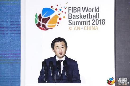 陕西省体育局局长王勇