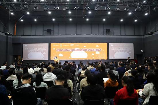 国际五百强+陕西高校联盟 大西安这个产业真要上天了