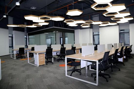 AWS联合创新中心办公室