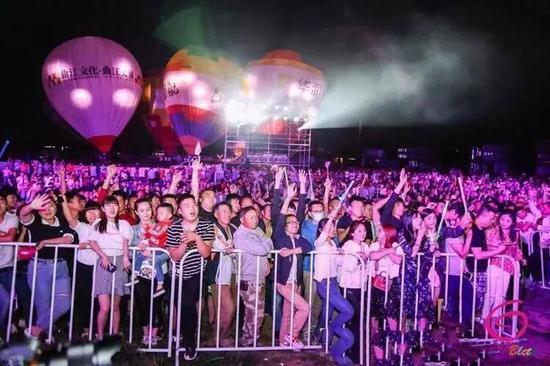 热气球嘉年华活动