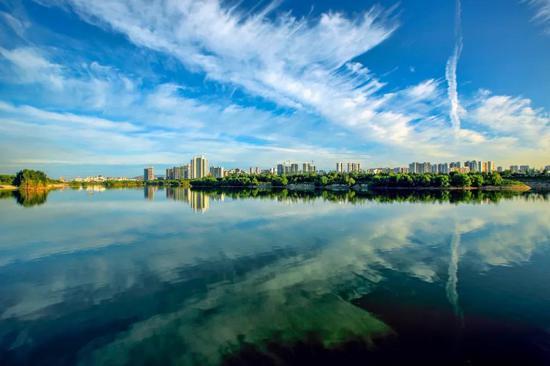 创新发展全域旅游新模式 浐灞助力大西安打造国际旅游文化名城