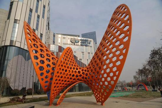 丝路国际创意梦工场