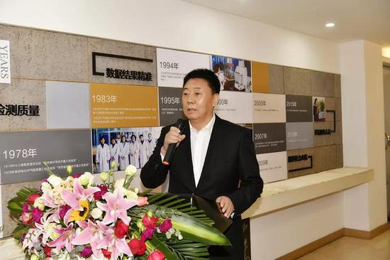 西安市市场监管局党委委员张立邦