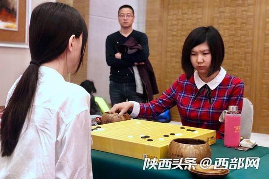 """""""老将""""李赫五段领衔陕西天元棋院队"""