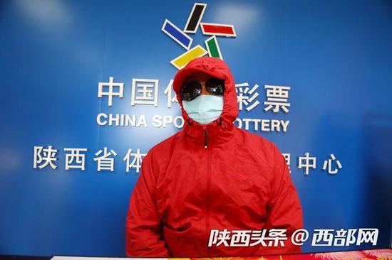 张先生(化姓)表示,运气成分超过了守号的坚持。
