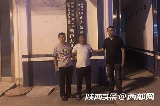 延安一男子抢劫原油后潜逃13年,回家过中秋被捕。