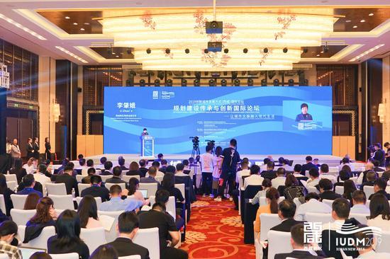 2019规划建设传承与创新国际论坛在空港新城举行