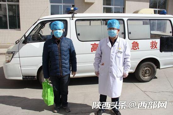 又一患者出院!宝鸡累计9名新冠肺炎患者治愈出院