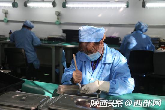 疫情防控和经济发展两手抓 宝鸡陈仓区重点项目开工复产