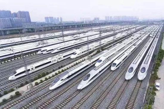 4月10日起全国铁路调图 西安北站乘车要注意这些