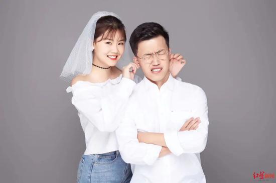 李秋怡先生和李秋怡女士结婚了,两天后将在西安办婚礼