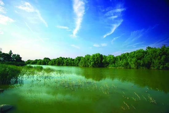 【灞桥•关注】全域治水|好消息!灞桥再添一处亲水好去处,心动的你,还不快快行动?