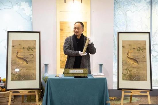 传承匠心 致敬经典|陕西传统手工书画装裱修复技艺传承人余江苇
