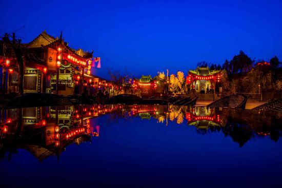 马嵬驿民俗文化体验园