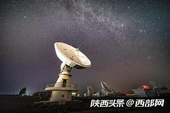 西安卫星测控中心完成神舟十三号发射及快速自主交会对接测控