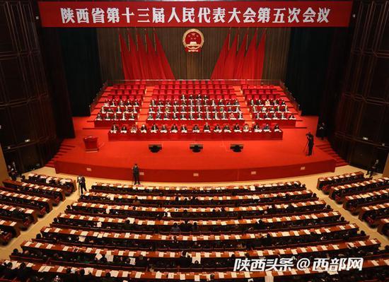 2020年陕西检察机关共批捕16268人 起诉涉黑、涉恶犯罪千余人