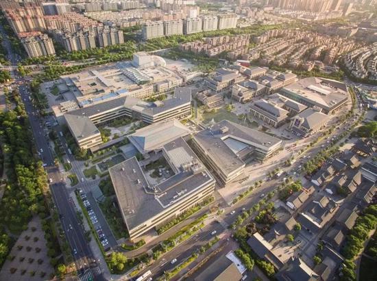 ▲曲江新区,再做一个新尝试-超越天津和南京,西安新一线城市排名