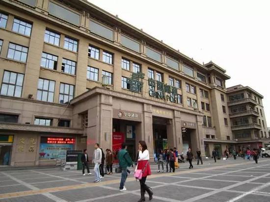 西安邮政大楼