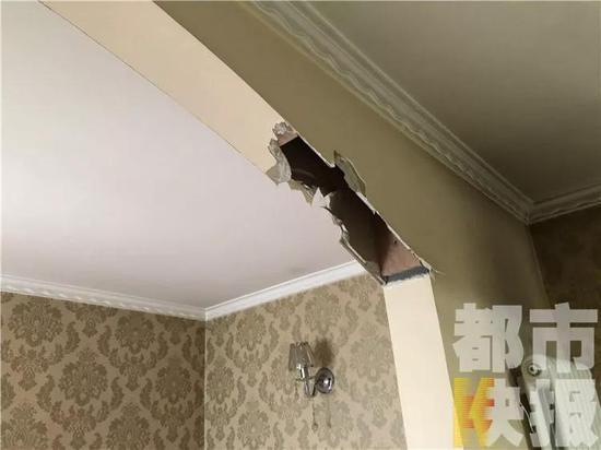 乐伽公寓正式停业 西安房东怒砸房屋涉及上百人_银川旅游攻略