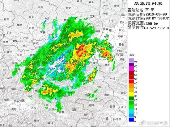 陕西省气象台
