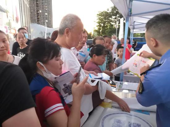 """西安市""""青春迎全运 文明我先行""""主题实践示范活动在灞桥区举"""