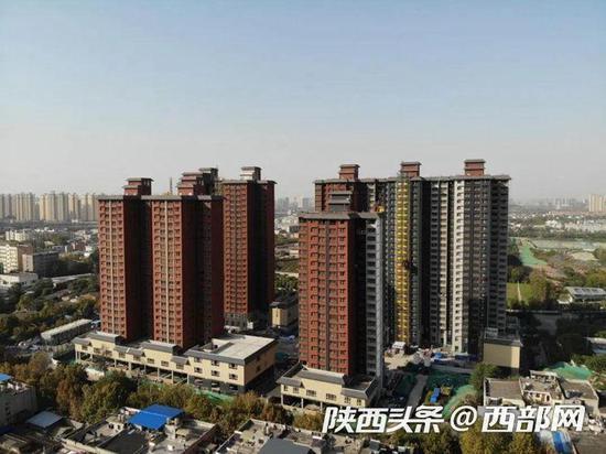 东城豪庭经济适用住房项目。