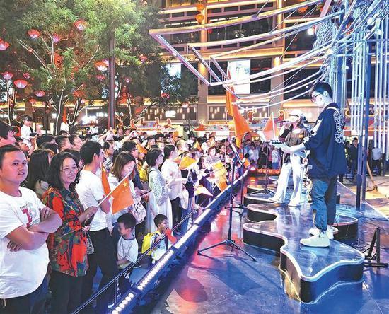 异彩纷呈的陕西文化让节日更生动