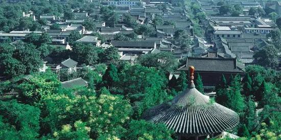 丨韩城古城丨