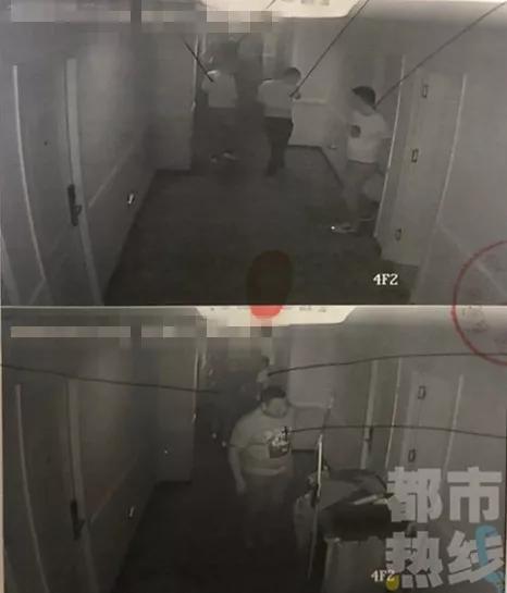 随后,冯某被对方挟持到了西安等驾坡附近的一家酒店,还遭到殴打。