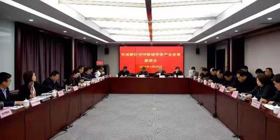 讲好品牌故事 2019泾河新城茯茶镇将再次升级