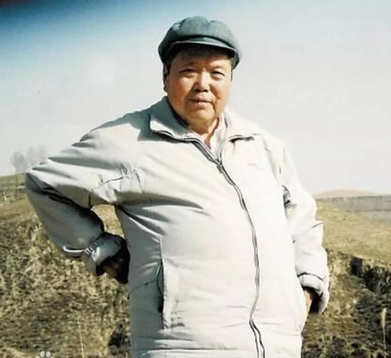 刘文西 资料图 本文图片均来自陕西交通广播微信公号