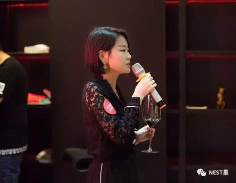 西安欧美同学会国际人才交流中心主任陈云女士大家致答谢酒会欢迎词
