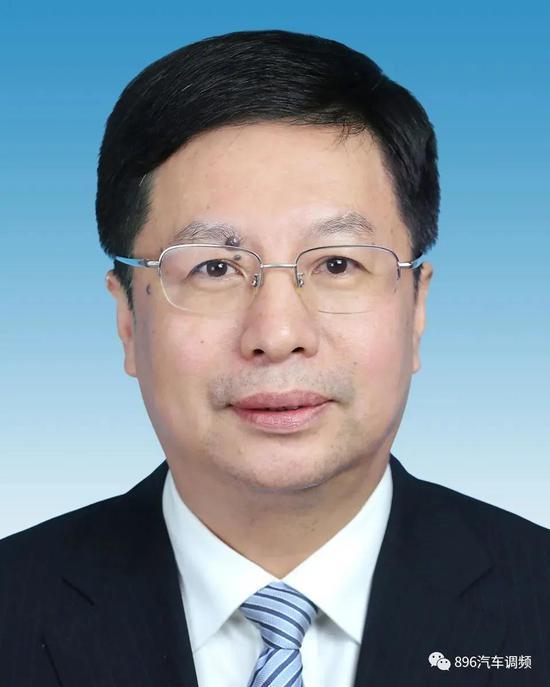 胡衡华同志任陕西省委副书记